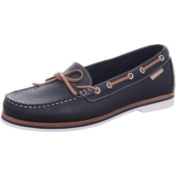 Schuhe Damen Bootsschuhe Marc O'Polo Schnuerschuhe 102 15713601 103 890 blau