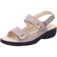 Schuhe Damen Sandalen / Sandaletten Mephisto Sandaletten Getha 5565/2765 Getha 5565/2765 grau