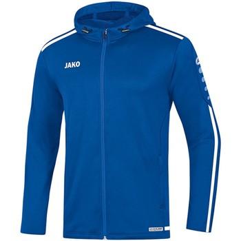 Kleidung Damen Sweatshirts Jako Sport Kapuzenjacke Striker 2.0 6819D 04 blau