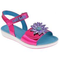 Schuhe Mädchen Sandalen / Sandaletten Lelli Kelly 4500Zoosandale Rose