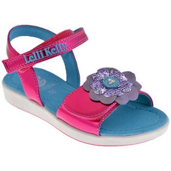 Schuhe Mädchen Sandalen / Sandaletten Lelli Kelly 4502Zoosandale Rose