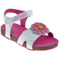 Schuhe Mädchen Sandalen / Sandaletten Lelli Kelly 4522sandale Weiss