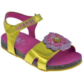 Schuhe Mädchen Sandalen / Sandaletten Lelli Kelly 4522Zoosandale Gold