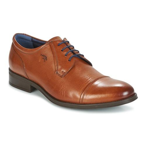 Schuhe Herren Derby-Schuhe Fluchos HERACLES Braun