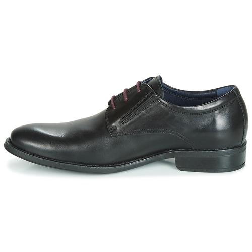 Fluchos HERACLES Schwarz  Schuhe Derby-Schuhe Herren 113,75