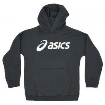 Kleidung Kinder Sweatshirts Asics Graphic Hoodie Jr Schwarz