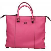 Taschen Damen Handtasche Gabs G3 PLUS M-RUGA BLACK c4507-peonia