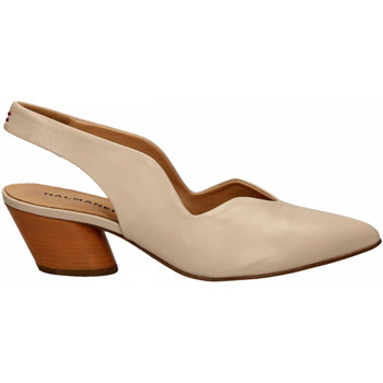 Schuhe Damen Pumps Halmanera JUNY BABY KID greggio