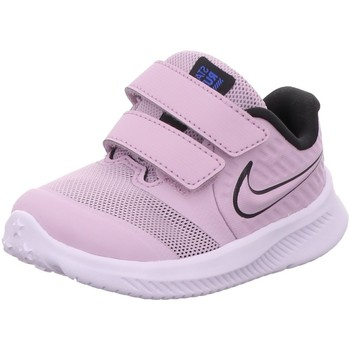 Schuhe Mädchen Sneaker Low Nike Low Star Runner 2 Infant/Todd,ICED AT1803 501 lila