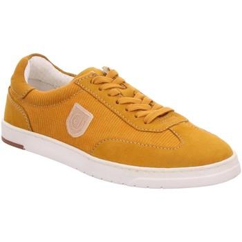 Schuhe Herren Sneaker Low Bugatti 321918021569-5050 gelb
