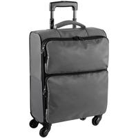 Taschen flexibler Koffer Bagbase BG470 Platin