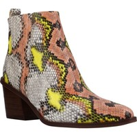 Schuhe Damen Low Boots Alpe 4536 59 Mehrfarbig