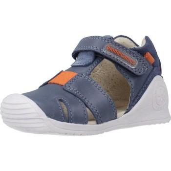 Schuhe Jungen Sandalen / Sandaletten Biomecanics 202141 Blau