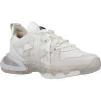 Schuhe Damen Sneaker Low Bronx BRONX 70-STREET Beige