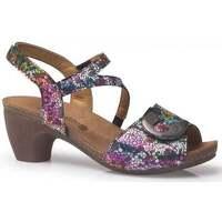 Schuhe Damen Sandalen / Sandaletten Calzamedi SANDALS COMFORT FANTASIA W. FANTASIA