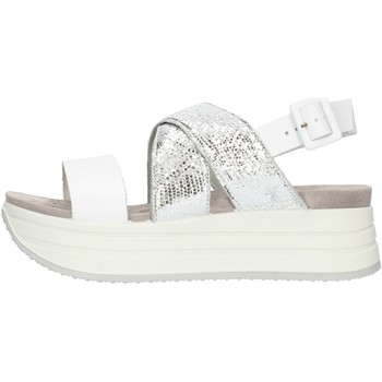 Schuhe Damen Sandalen / Sandaletten IgI&CO 51756 Weiß