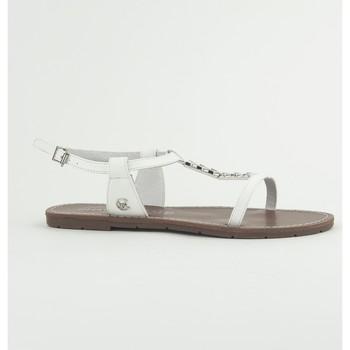 Schuhe Damen Sandalen / Sandaletten Chattawak Sandale 9-PETUNIA Blanc Weiss