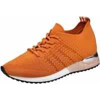 Schuhe Damen Sneaker Low La Strada Schnuerschuhe 1802649-4534 1802649-4534 orange
