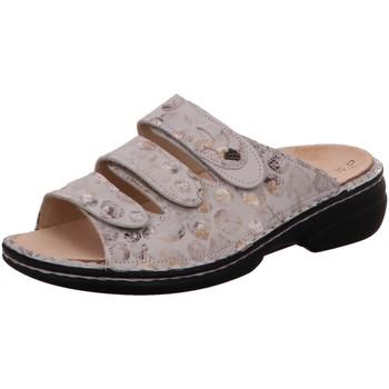 Schuhe Damen Pantoffel Finn Comfort Pantoletten Kos Kos02554902096 beige