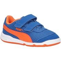 Schuhe Kinder Multisportschuhe Puma 192525 STEPFLEEX Azul