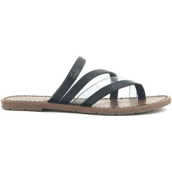 Schuhe Damen Sandalen / Sandaletten Chattawak Mule  9-ROXANNE Noir Schwarz