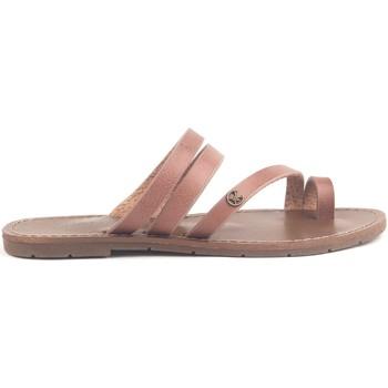 Schuhe Damen Sandalen / Sandaletten Chattawak Tong  9-MISHA Rose Rose