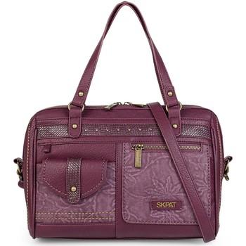 Taschen Damen Umhängetaschen Skpat Kates Granat