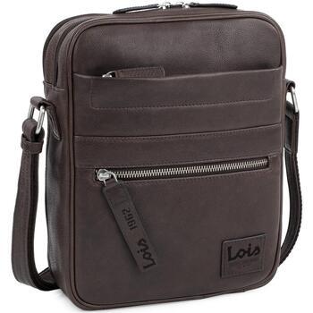 Taschen Herren Umhängetaschen Lois Osborn Braun
