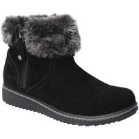 Schuhe Damen Schneestiefel Hush puppies  Schwarz