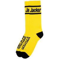 Accessoires Herren Socken & Strümpfe Jacker After logo socks Gelb