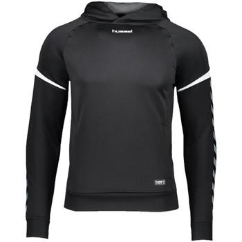 Kleidung Herren Pullover Hummel Sport AUTH. CHARGE ZIP HOODIE 033416 2001 schwarz