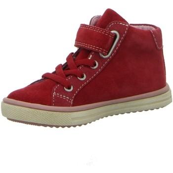 Schuhe Mädchen Boots Lurchi Maedchen 33-13661-33 rot