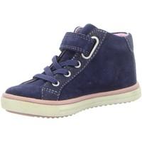 Schuhe Mädchen Sneaker High Lurchi By Salamander High blau