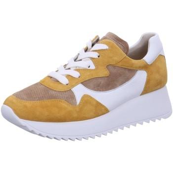 Schuhe Damen Sneaker Low Paul Green 4949 gelb