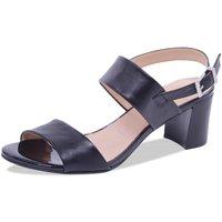 Schuhe Damen Sandalen / Sandaletten Caprice Sandaletten Da.-Sandalette 9-9-28302-20 022 schwarz