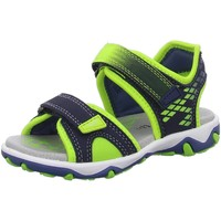 Schuhe Jungen Sportliche Sandalen Superfit Schuhe Mike 3.0 Sandale 09466-80 blau