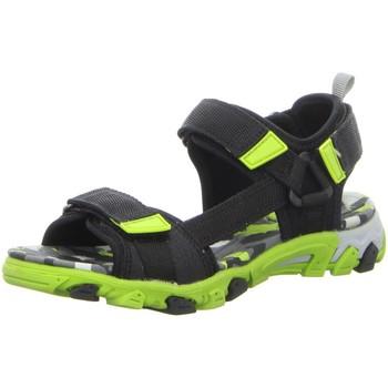 Schuhe Jungen Sportliche Sandalen Legero Trekkingsandalen Sandalen Ki/Da/He SK \ HENRY 6-00101-00 schwarz
