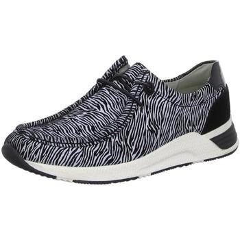 Schuhe Damen Derby-Schuhe Sioux Schnuerschuhe Grash.-D192-59 65107 schwarz