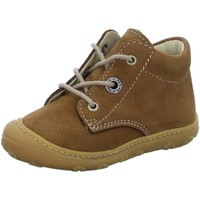 Schuhe Jungen Boots Ricosta Schnuerschuhe Cory 10 1231000/260 braun