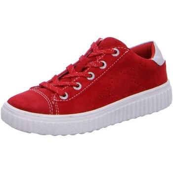 Schuhe Jungen Sneaker Low Lurchi By Salamander Schnuerschuhe NELIA,RED 33-13231-23 rot