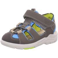 Schuhe Jungen Babyschuhe Ricosta Klettschuhe 71 3320100-461 grau