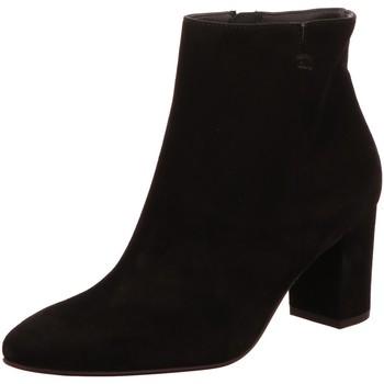 Schuhe Damen Stiefel Paul Green Stiefeletten 9423-013 schwarz