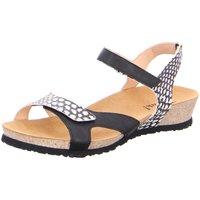 Schuhe Damen Sandalen / Sandaletten Think Sandaletten 6-86375-09 schwarz
