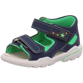 Schuhe Jungen Sandalen / Sandaletten Ricosta Sandalen Manto 3223900-171-Manto blau