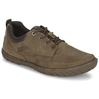 Schuhe Herren Sneaker Low Caterpillar ABILENE Braun