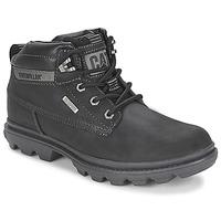 Schuhe Herren Boots Caterpillar GRADY waterproof Schwarz