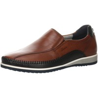 Schuhe Herren Slipper Sioux Slipper 37831 grau