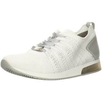 Schuhe Damen Sneaker Low Ara Schnuerschuhe Fusion 4 Lissabon carry over F 12-24065-08 weiß