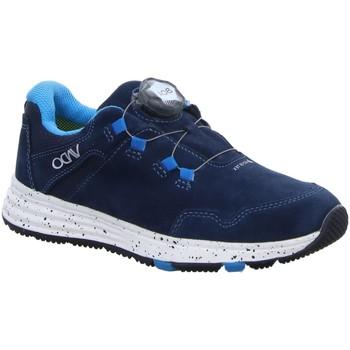 Schuhe Jungen Sneaker Low Vado Schnuerschuhe  BURSCHEN GTX BOA 13305-STRIKE/106 106 blau