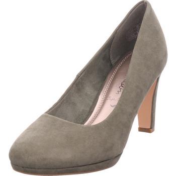 Schuhe Damen Pumps Idana Pumps ab 50mm/Pumps ab 70 mm P KHAKI 727